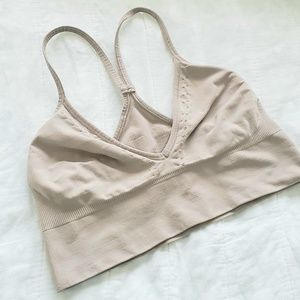 Spanx Nude Bralette Size M